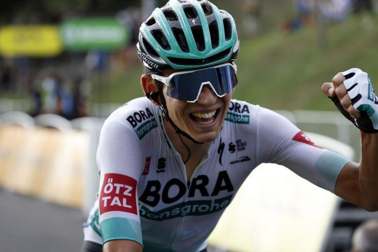 Route - Kämna : «Le Tour de France a été une expérience formidable»