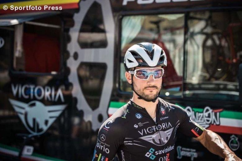 Route - Giotti Victoria-Savini Due prolonge Andrea Guardini et Sinza