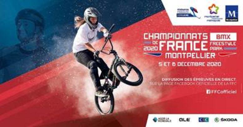 BMX Freestyle - Les «France» débutent ce samedi à Montpellier !