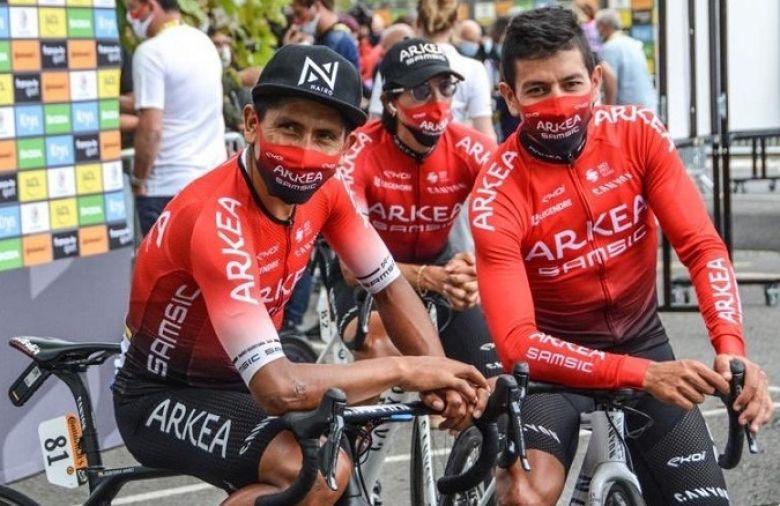 Route - Dayer Quintana sort du silence : «Il n'y a rien à cacher... »