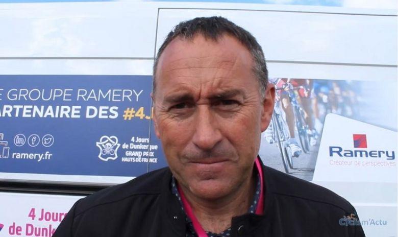 Route - Thierry Gouvenou reste président du «ROCC» professionnel
