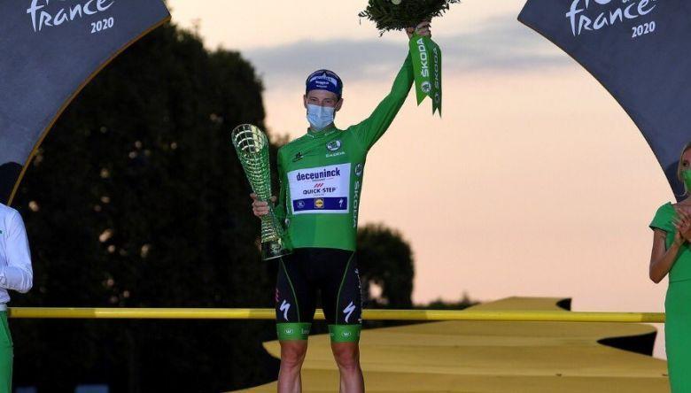 Route - Sam Bennett : «Au départ du Tour, je ne pensais pas au vert»