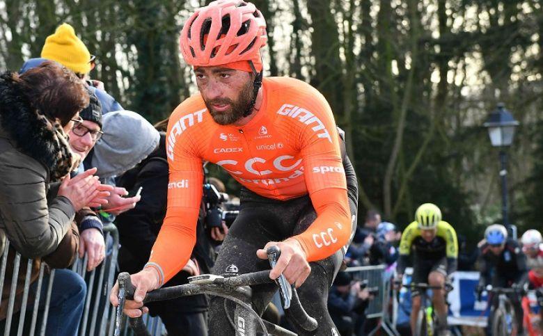 Route - Guillaume Van Keirsbulck : «Je n'ai toujours rien à ce jour»