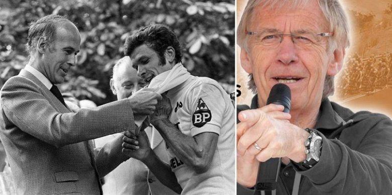 Tour de France 1986 - L'anecdote Mangeas sur Valéry Giscard d'Estaing