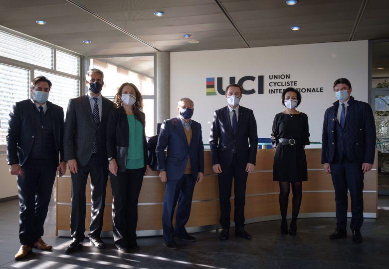 Sécurité - Lappartient a rencontré Jean Todt, le président de la FIA