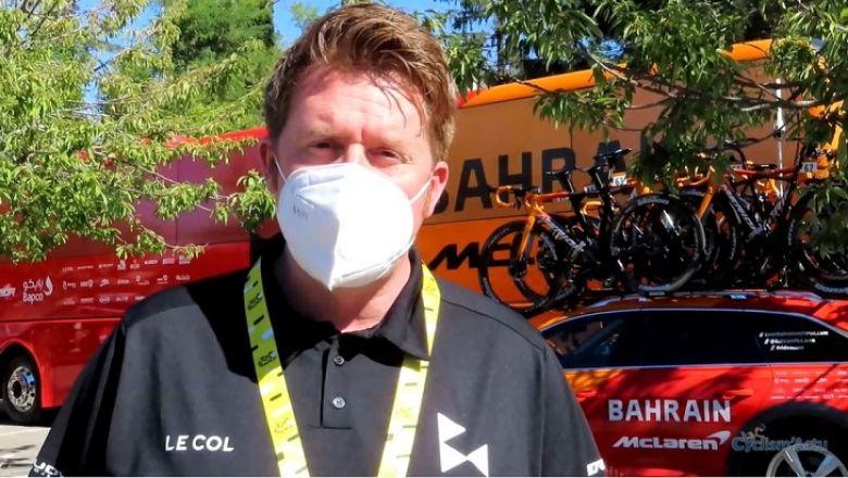 Route - Bahrain-McLaren perd son manager général Rod Ellingworth