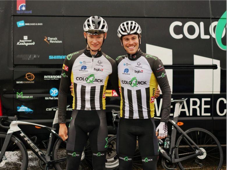 Route - Stein-Erik Eriksen prolonge avec la formation ColoQuick