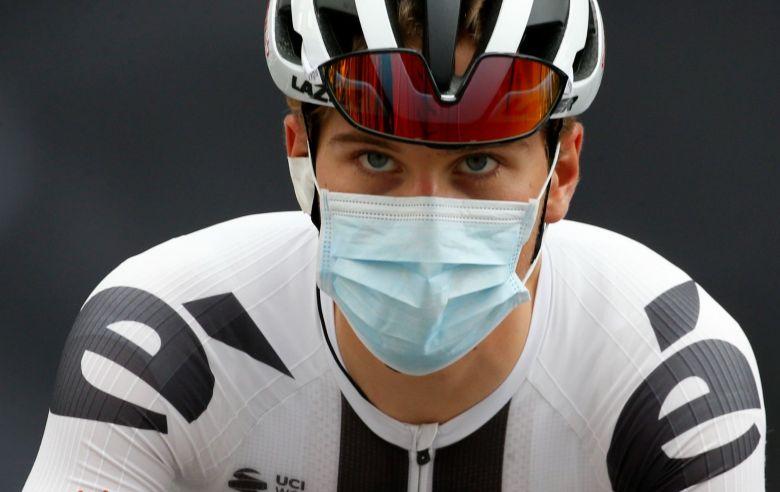 Route - Ilan Van Wilder donne de ses nouvelles : «Mon genou va mieux»