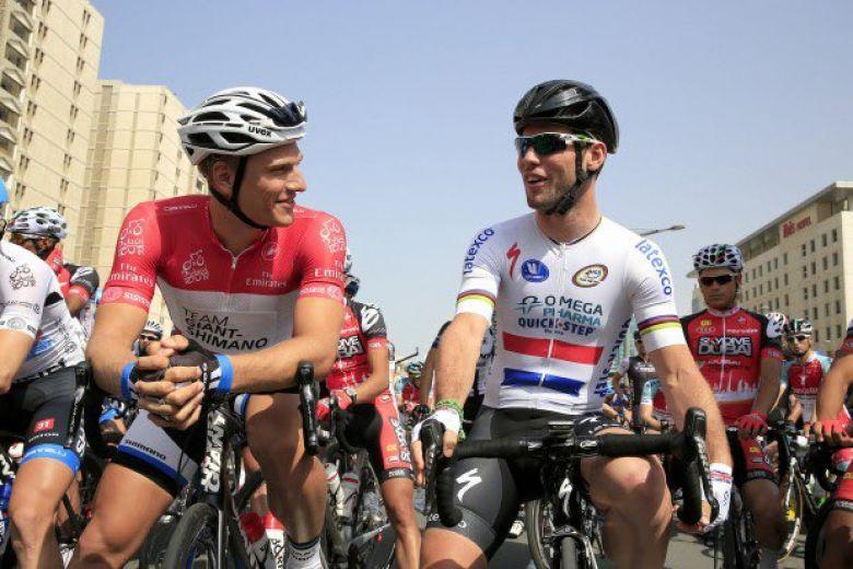 Route - Marcel Kittel : «Je suis très heureux pour Mark Cavendish»