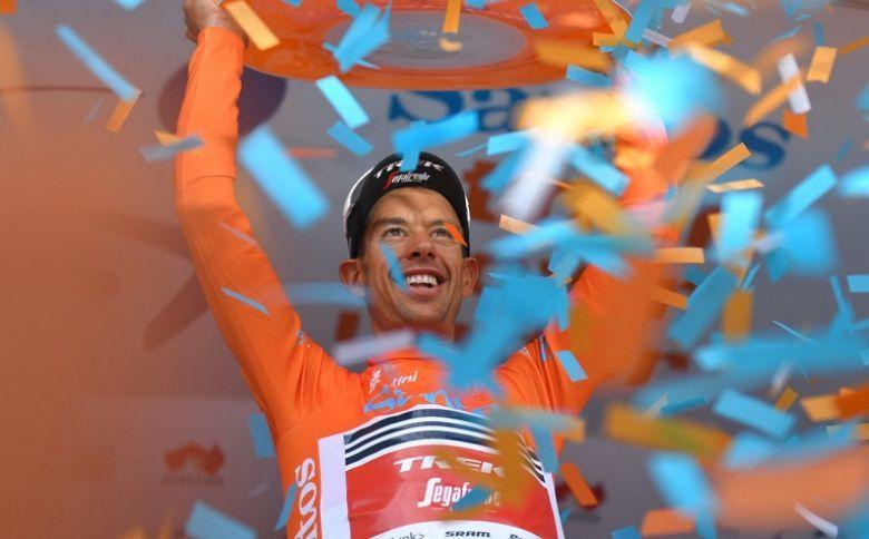 Route - Richie Porte sera présent au Santos Festival of Cycling