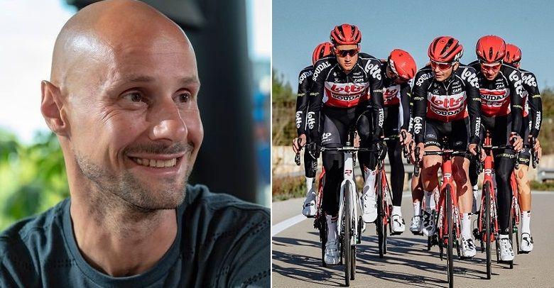 Route - Tom Boonen : «L'équipe Lotto-Soudal n'a pas de charisme»