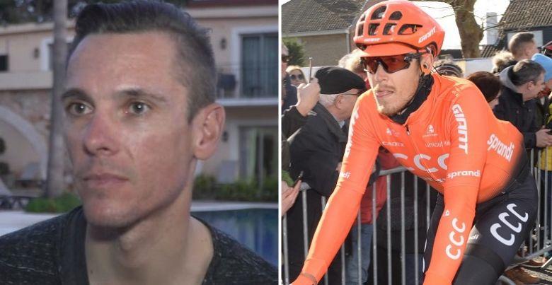 Sécurité - Philippe Gilbert fulmine : «À part Trentin et moi-même... »