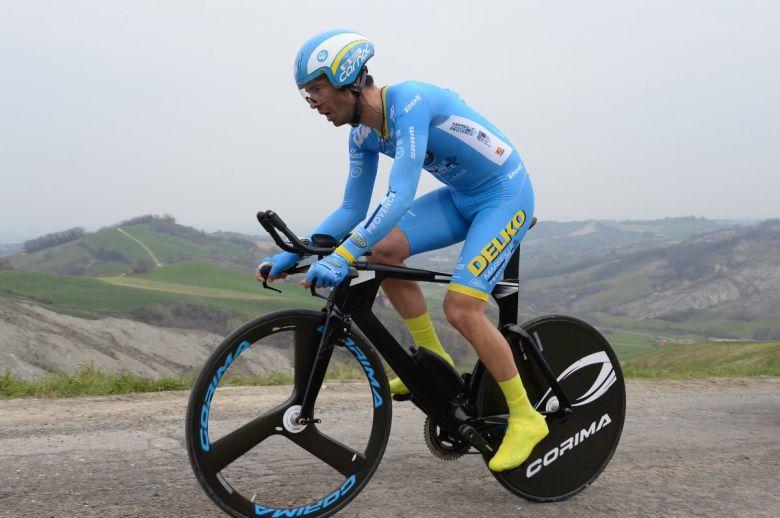 Transfert - Javier Moreno retrouve le cyclisme sur route chez Efapel