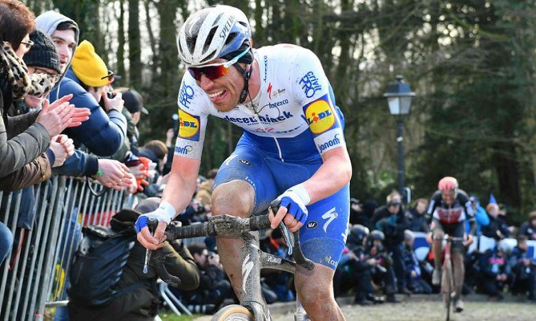 Route - Tim Declercq encore élu coéquipier de l'année en Belgique !