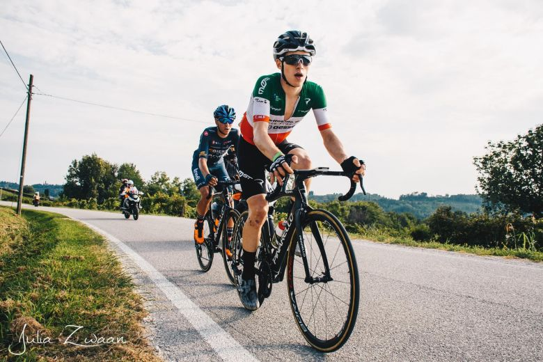 Route - Giovanni Aleotti «espère apprendre beaucoup de Peter Sagan»