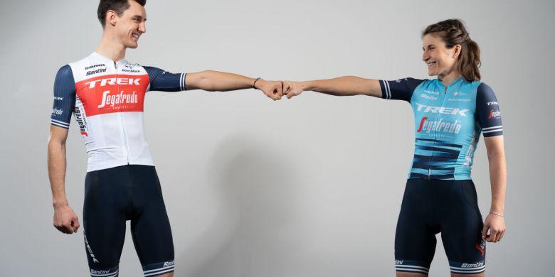 Route - Trek-Segafredo dévoile ses maillots pour la prochaine saison