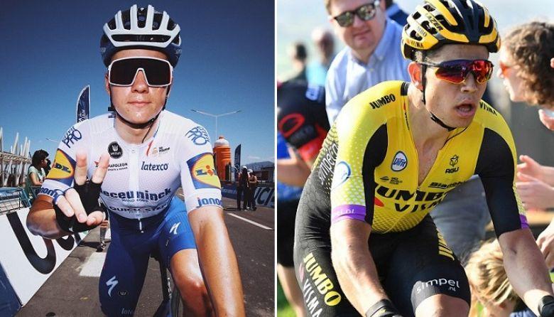 Sport - Van Aert et Evenepoel en lice pour être sportif belge 2020