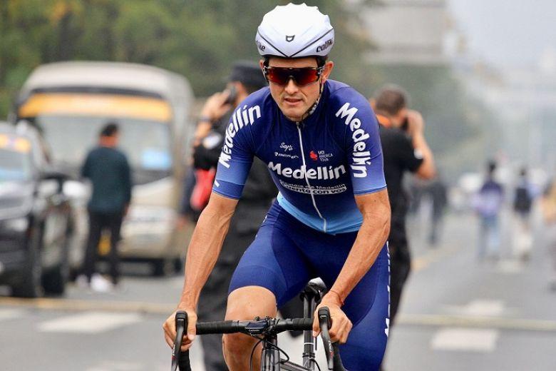 Route - Oscar Sevilla, 44 ans, a prolongé avec la Team Medellin
