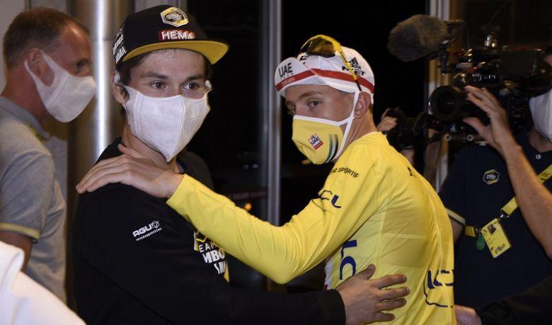 Tour de France - Pogacar : «La Slovénie voulait que Roglic gagne... »