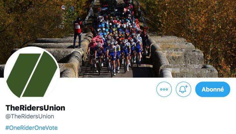 Route - 150 coureurs déjà adhérents du syndicat «The Riders Union»