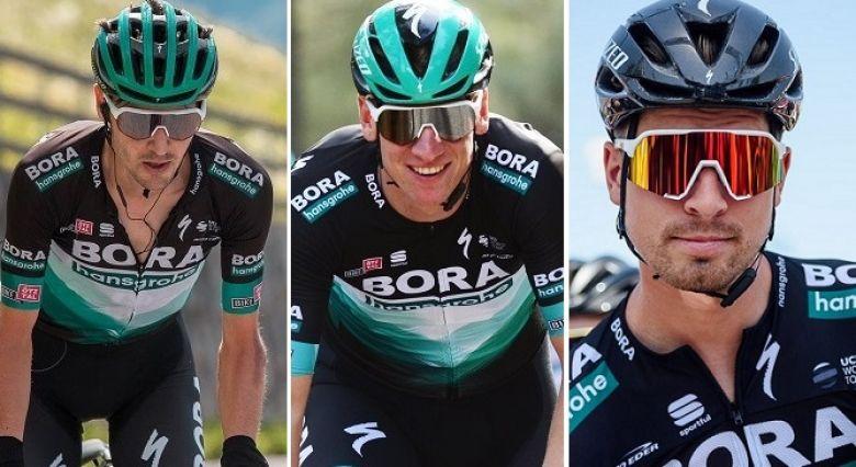 Route - Buchmann sur le Giro, Ackermann et Peter Sagan sur le Tour ?