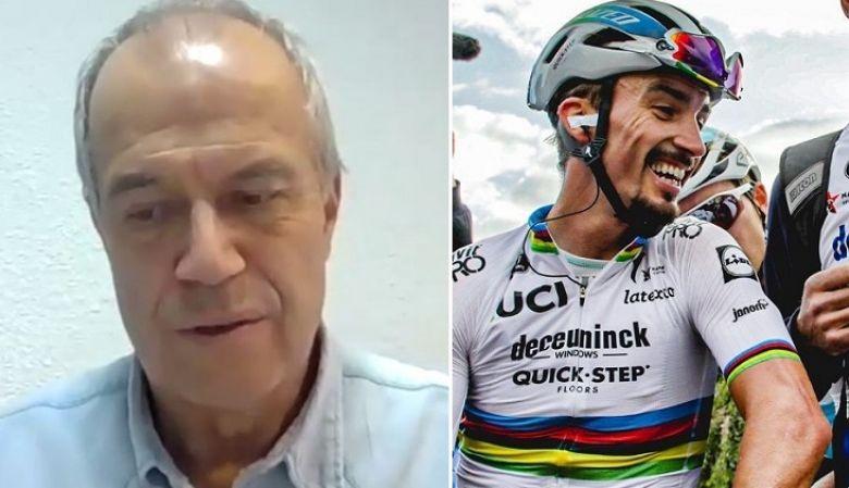 Route - Lavenu : «Alaphilippe en 2022 ? On tentera notre chance... »