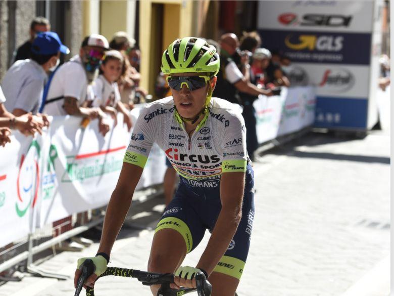 Route - Simone Petilli : «Incapable de faire ce que je voulais»