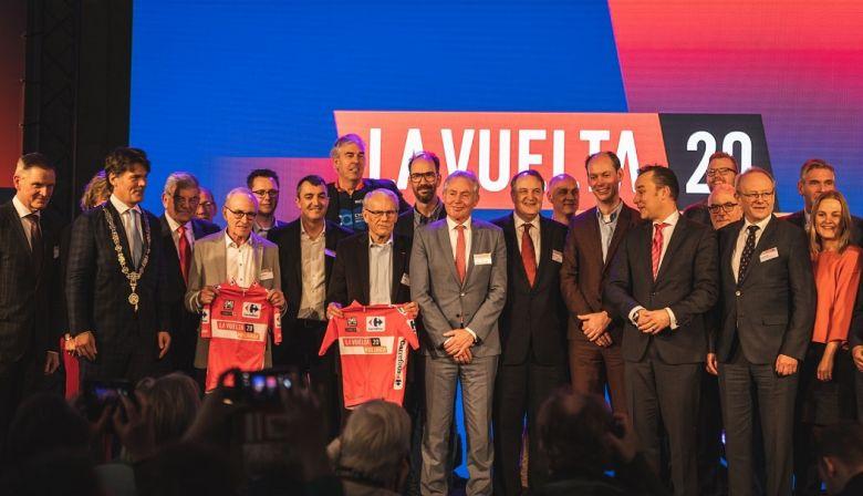 Tour d'Espagne - Utrecht veut le Grand Départ de La Vuelta en 2022
