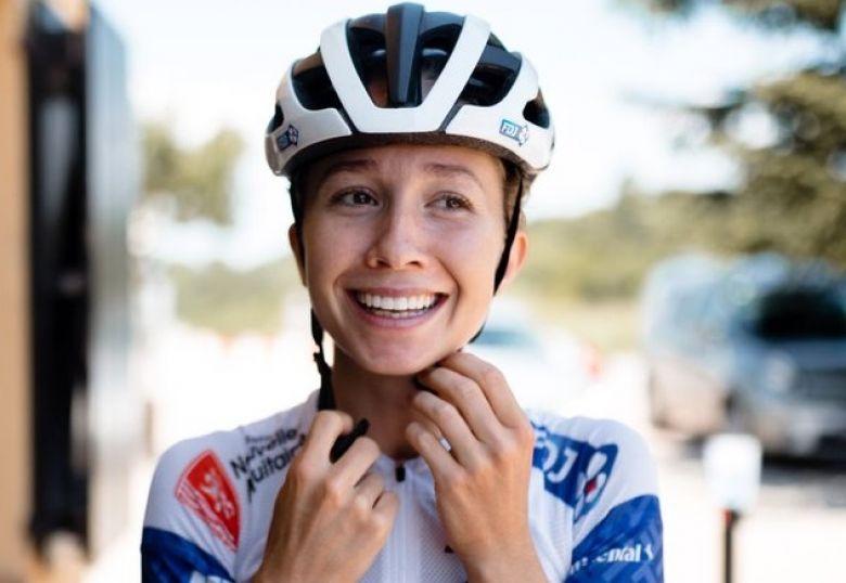 Route (F) - Cecilie Uttrup Ludwig «veut gagner une course World Tour»