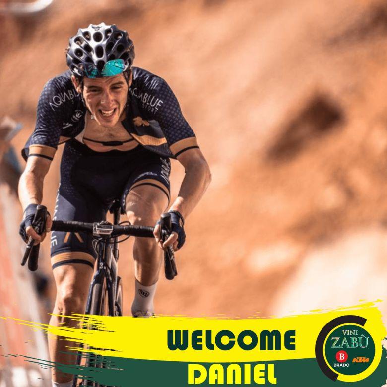 Transfert - Le Britannique Daniel Pearson avec Vini Zabù KTM en 2021