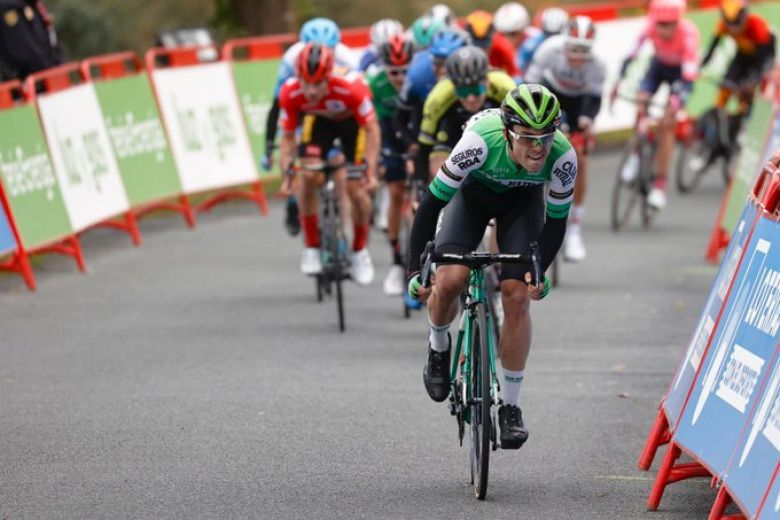 Route - Gonzalo Serrano : «Les Grands Tours ne me conviennent pas»