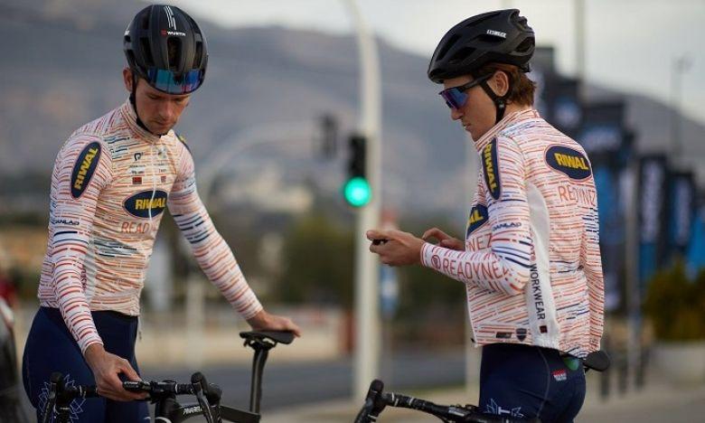 Route - Riwal Cycling évoluera bien au niveau Continental en 2021