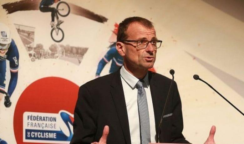 FFC - Les voeux du Président de la Fédération, Michel Callot