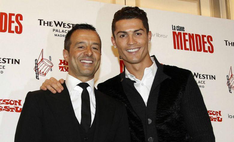 Route - Jorge Mendes, l'agent de Cristiano Ronaldo, du foot au vélo