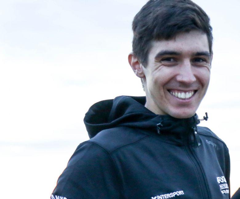 Route - Le programme prévisionnel de Diego Rosa (Arkéa-Samsic)