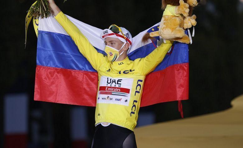 Tour de France - Pogacar : «Bien sûr, je voudrais défendre mon titre»