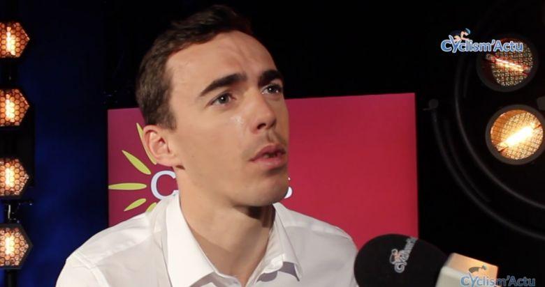 ITW - Christophe Laporte: «J'aurai un nouveau rôle et plus de liberté»