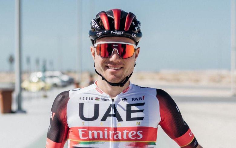 Marc Hirschi signe trois ans chez UAE-Emirates — Cyclisme