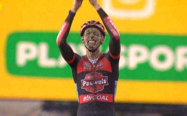 Cyclo-cross - Belgique - Vanthourenhout : «Essayer de suivre Van Aert»
