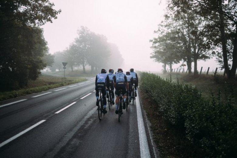 Route - L'équipe Delko a lancé son camp d'entraînement à La Garde
