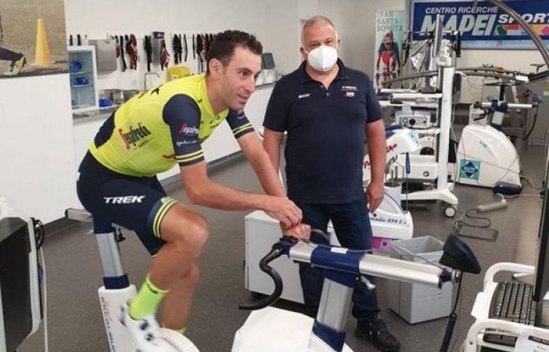 Route - Paolo Slongo : «Vincenzo Nibali est toujours compétitif»