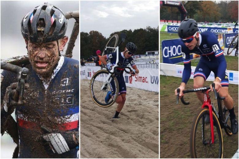 Cyclo-cross - Mondiaux - Steve Chainel, Dubau et Menut sélectionnés