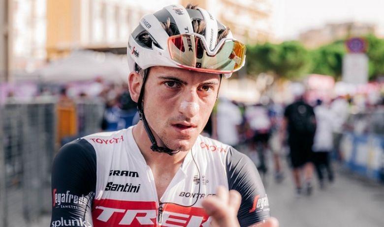 Tour d'Espagne - Giulio Ciccone: «Finir hors du top 5 serait un échec»