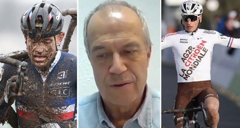 Cyclo-cross - Chainel à Lavenu : «Laisse Venturini faire du cross»