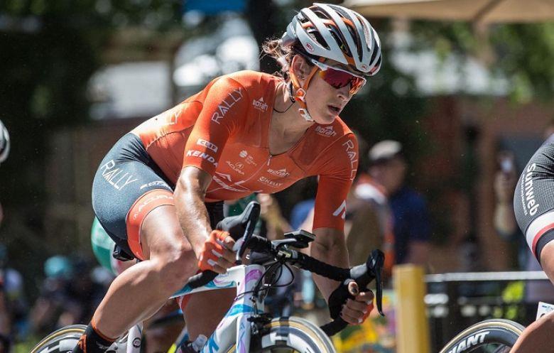 Route (F) - La Canadienne Sara Bergen met un terme à sa carrière