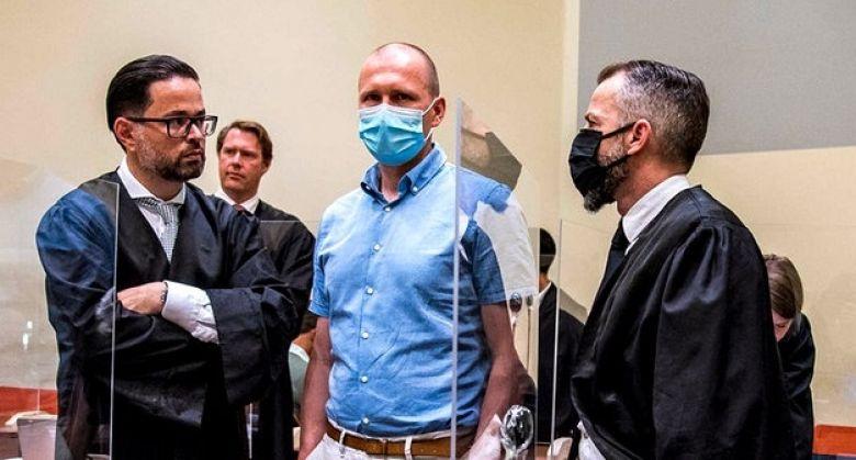 Opération Aderlass - 4 ans et 10 mois de prison pour Mark Schmidt !