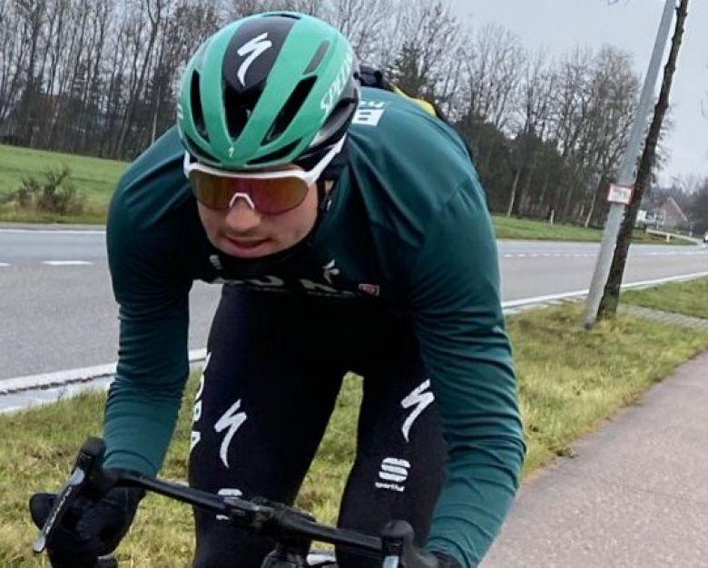 Route - Jordi Meeus : «Un rêve de faire ses débuts avec cette équipe»