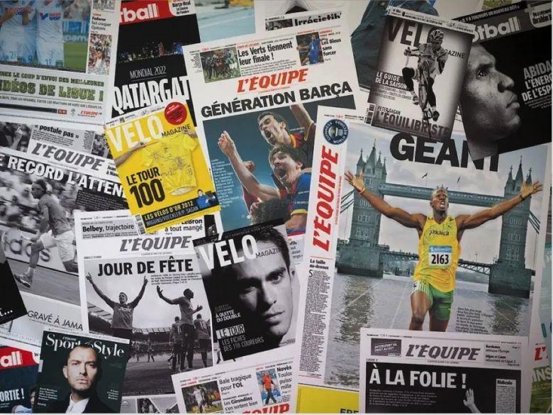 Médias - Pinot, Bardet... ils veulent le retour du journal L'Équipe !