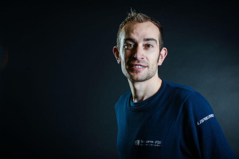 Route - Jérémy Roy intègre le staff de l'équipe Groupama-FDJ