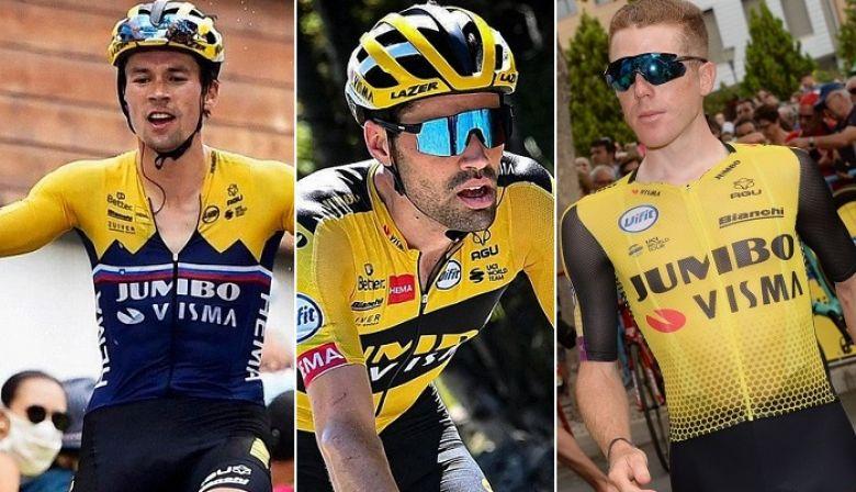 Tour de France - Jumbo-Visma confirme Roglic, Dumoulin et Kruijswijk